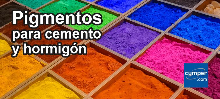 Distribuidor de pigmentos y colorantes en La Gomera