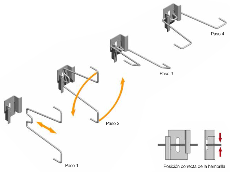 Murfor Anc SA Twist - Base de anclaje con libertad de movimiento